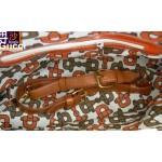 Bolsa Marrom Claro Gucci 0204-EL